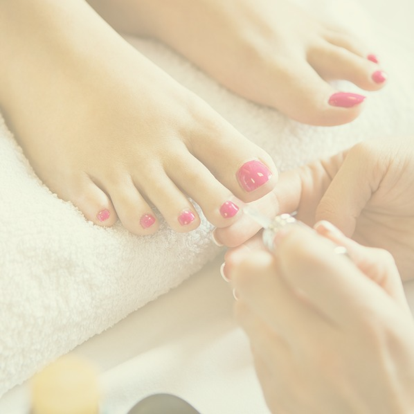 pedicure killington